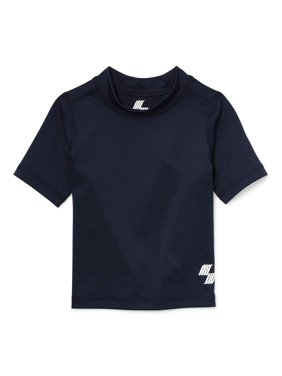 77a2427f8de Product Image Short Sleeve Solid Rashguard (Baby Boys   Toddler Boys)