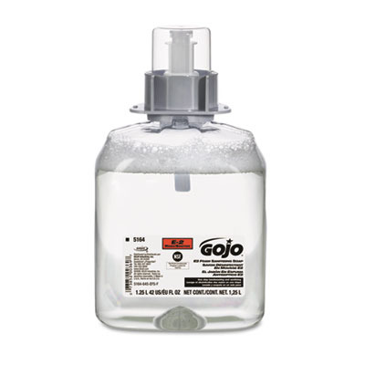 E2 Foam Sanitizing Soap, 1250 Ml Refill GOJ516403