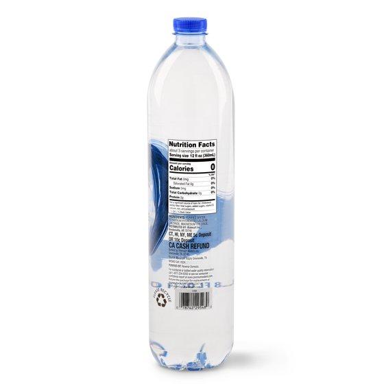 cb1a1a6151 Great Value Hydrate Alkaline Water, 33.8 Fl. Oz. - Walmart.com