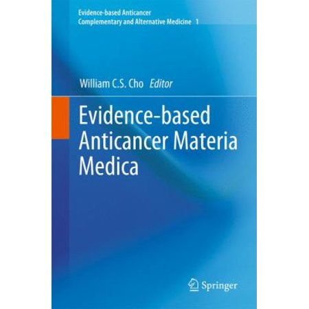 Evidence Based Anticancer Herbal Medicine