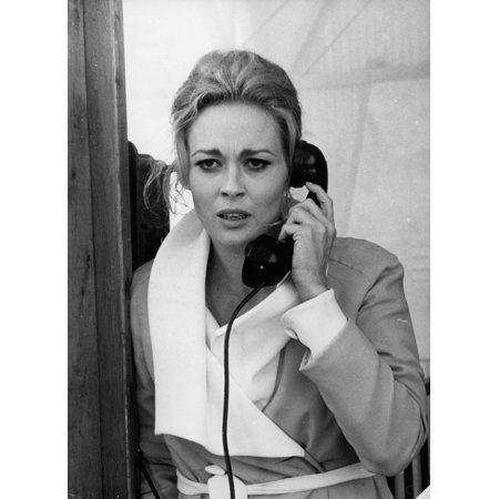 Faye Dunaway In A Place For Lovers Photo Print