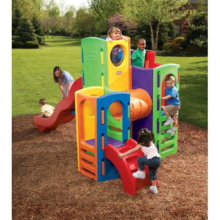 Little Tikes Climbing Towers Playground
