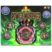 Power Rangers Legacy Series Legacy Power Morpher