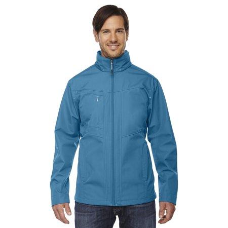 Ash City - North End Men's Forecast Three-Layer Light Bonded Travel Soft Shell Jacket - image 1 de 1