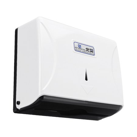 Asewon Toilet Hand Paper Towel Dispenser Tissue Box Holder Wall Mounted WC Bathroom Kit - image 6 of 14