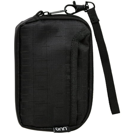 Onn Compact Camera Carrying Case, 5x3x1 Inch ()