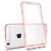 iPhone 6 Plus case, NAKEDCELLPHONE'S CLEAR TRANSPARENT AIR HYBRID ANTI-SHOCK TPU CASE HARD COVER FOR iPHONE 6 PLUS +