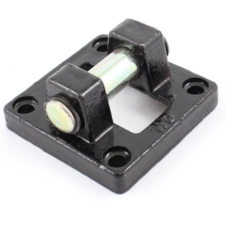 Unique Bargains 14mm Dia Pin Pneumatic Air Cylinder Clevis Mounting Bracket Plate - image 1 of 1
