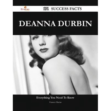 Deanna Durbin 171 Success Facts - Everything you need to know about Deanna Durbin - (The Last Rose Of Summer Deanna Durbin)