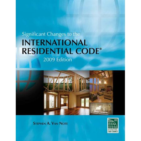 Significant Changes To The International Residential Code