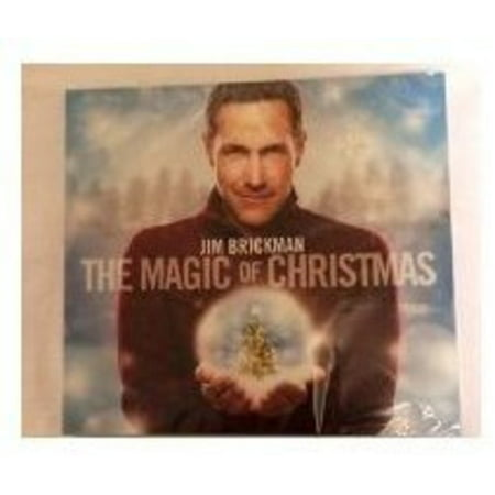 - Jim Brickman - Magic of Christmas [CD]