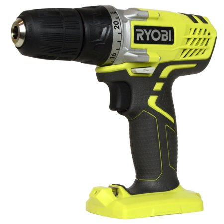 Ryobi Tools Reconditioned HJP003 12V 3/8? Lithium Ion Cordless Drill Driver, Bare Tool Only Ryobi Lithium Ion Drill