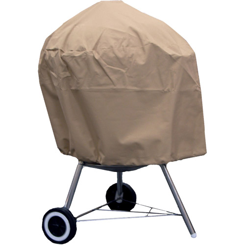 "Sure Fit 29"" Kettle Grill Cover, Taupe"