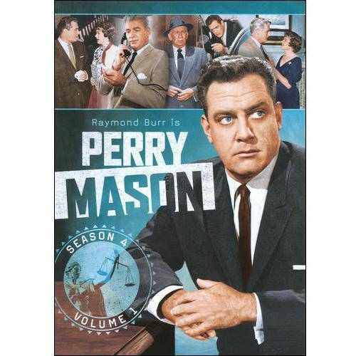 Perry Mason: Season 4, Vol.1 (Full Frame)