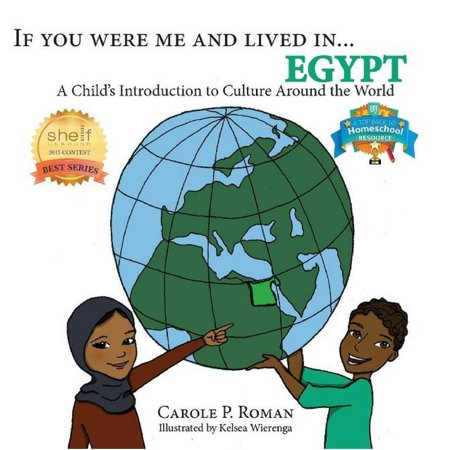If You Were Me and Lived in... Egypt - eBook (The Original Egyptians Were Descendants Of Ham)