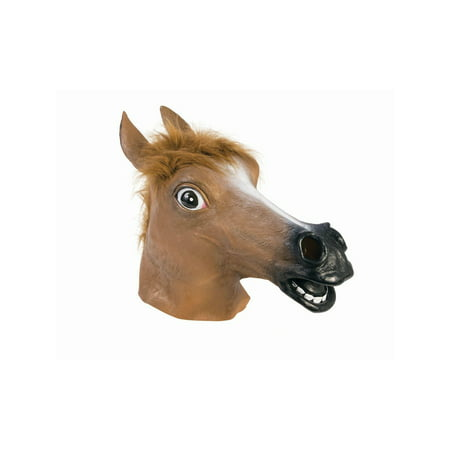Bruce Springsteen Halloween Mask (Halloween Horse Mask)