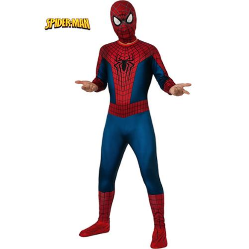 Amazing Spider-Man 2 Costume for Kids - Size L