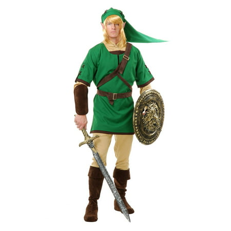 Halloween Elf Warrior Adult Costume - Halloween Elf