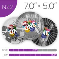 MyONE Condoms Size N22, 6-Count