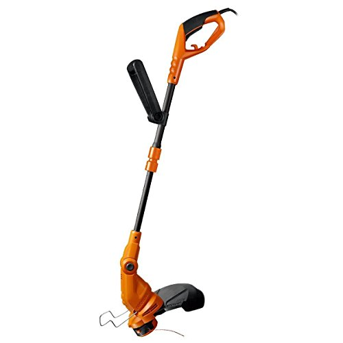 """WG119 WORX 15"""" Electric Dual-Line 2-in-1 Grass Trimmer & Edger by"""