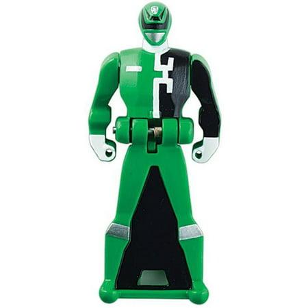 Power Rangers Super Megaforce Green SPD Ranger Key 2.5