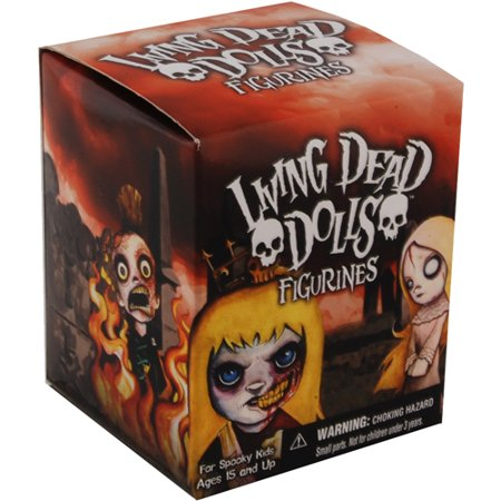 "Living Dead Dolls 2"" Blind Box Figurine (Series 3)"