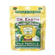 Dr. Earth Organic & Natural MINI's Exotic Blend Palm, Tropical & Hibiscus Fertilizer, 1 lb