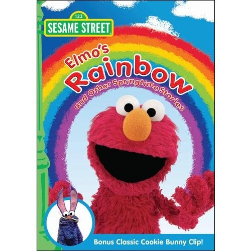 Sesame Street: Elmo's Rainbow And Other Springtime Stories (DVD + Puzzle) (Full Frame) by
