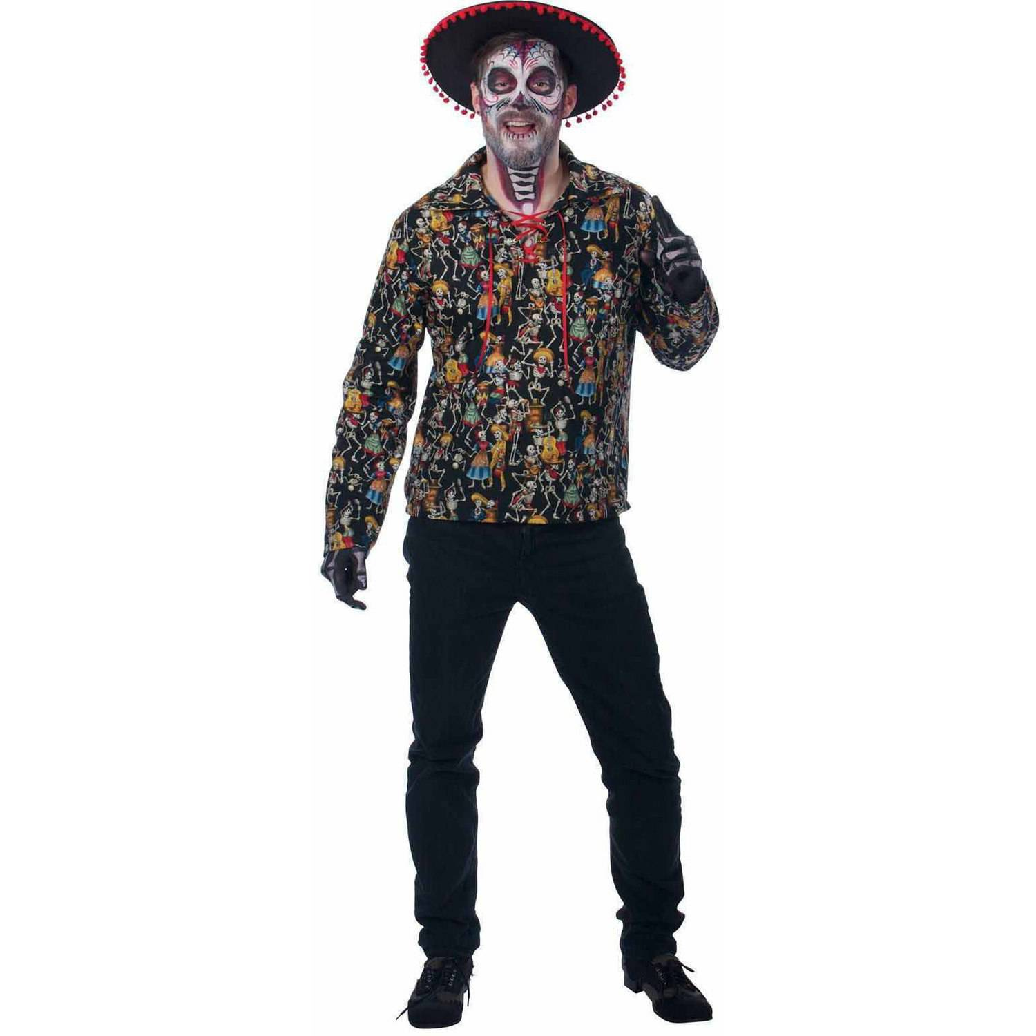 Dead Man's Party Men's Adult Halloween Costume