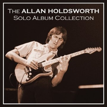 Allan Holdsworth Solo Album Collection (Vinyl) (Remaster)