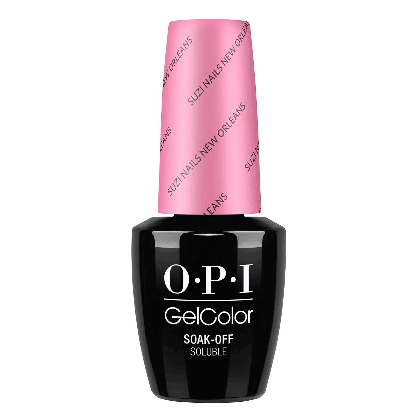 OPI GelColor, Suzi Nails New Orleans - Walmart.com