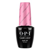 OPI GelColor Gel Nail Polish, Suzi Nails New Orleans, 0.5 Fl Oz