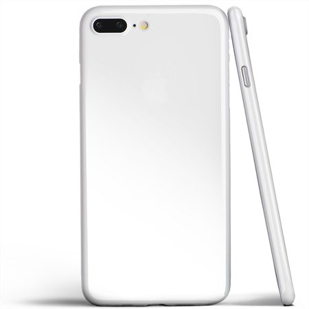 cb4c402a2b iphone 8 plus case, totallee [the scarf] thinnest ultra thin light slim  minimal cover for iphone 8 plus - Walmart.com