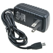 ABLEGRID AC / DC Adapter For Nu Vision TM1318 13.3 Full HD Quad-Core Android Tablet PC NuVision Power Supply Cord Cable PS Wall Home Charger Input: 100 - 240 VAC Worldwide Use Mains PSU