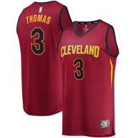 Isaiah Thomas Cleveland Cavaliers Fanatics Branded Fast Break Replica Jersey Wine - Icon Edition