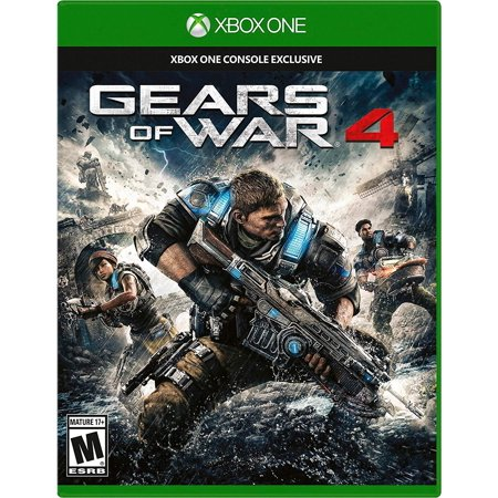 Gears of War 4 - Xbox One, 25 Years after Gears of War 3, spurred by a series of strange disappearances, JD Fenix must embrace his father's legacy and battle a.., By by
