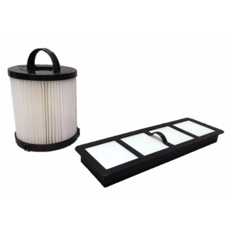 Eureka Airspeed Filter Kit Bundle DCF21 EF6 HEPA Exhaust Filter for EUREKA Vacuum 68931A, 69963