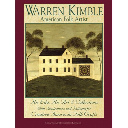 Warren Kimble American Folk Artist