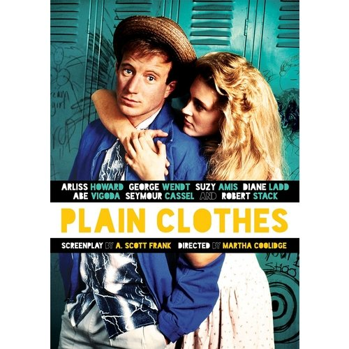 Plain Clothes (Anamorphic Widescreen)