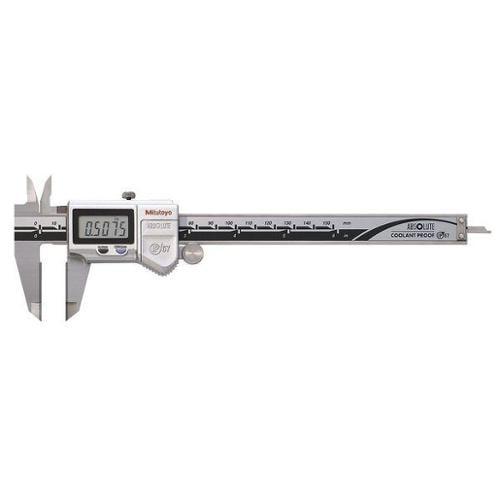 Mitutoyo Absolute Digital Caliper, Stainless Steel, 500-7...
