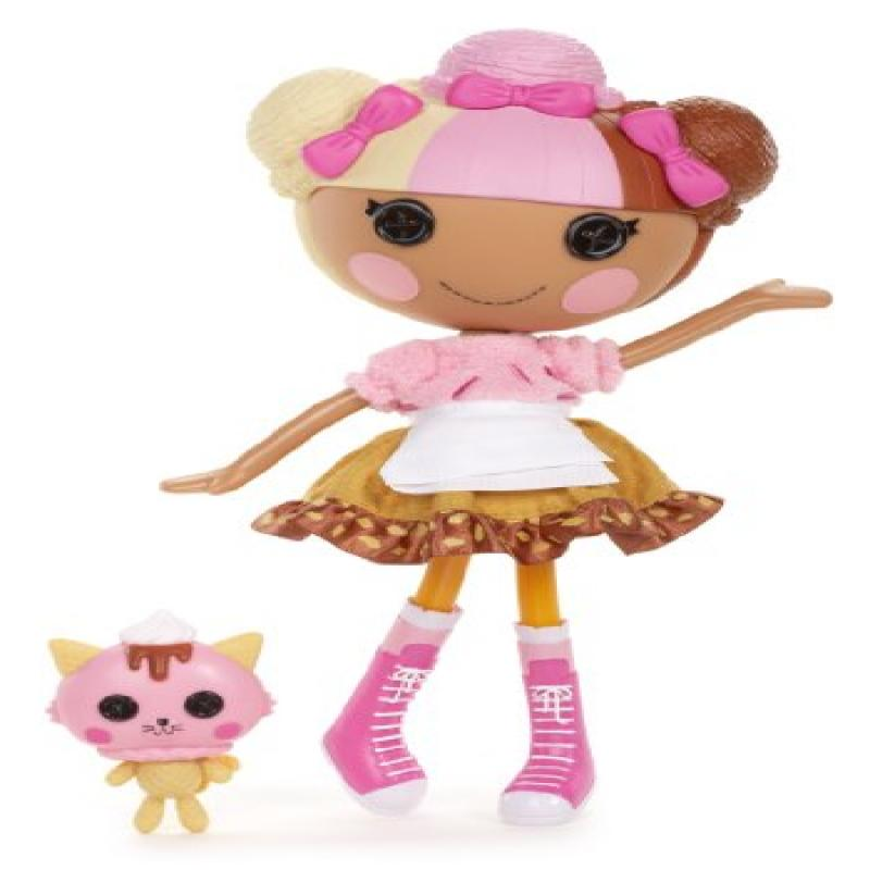 MGA Entertainment Lalaloopsy Doll, Scoops Waffle Cone