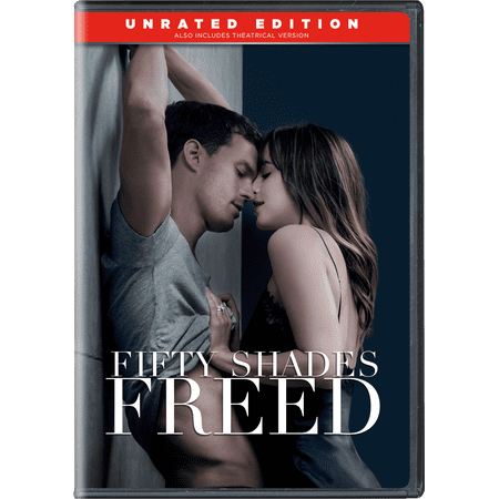 Fifty Shades Freed (Unrated Edition) (DVD) - 50 Shades Of Grey Halloween