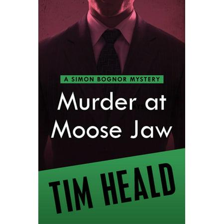 Murder at Moose Jaw - eBook