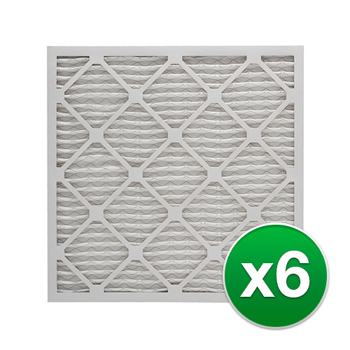 Replacement Pleated Air Filter For Honeywell FC100A1003 Furnace 16x20x4 MERV 11 (6 Pack)