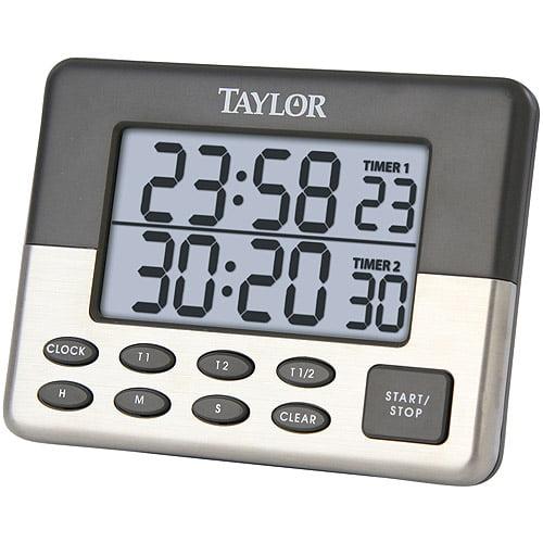 Taylor Dual-Event Digital Timer