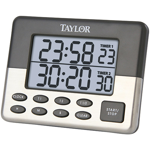 Taylor Dual-Event Digital Timer