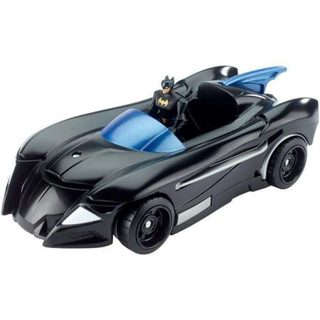 Justice League Action Batmobile & Batjet Vehicle](Batmobile For Kids)