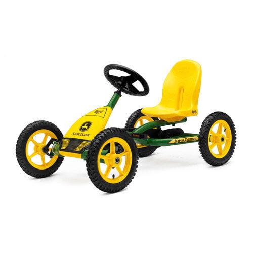 Berg Toys Buddy John Deere Pedal Go Kart