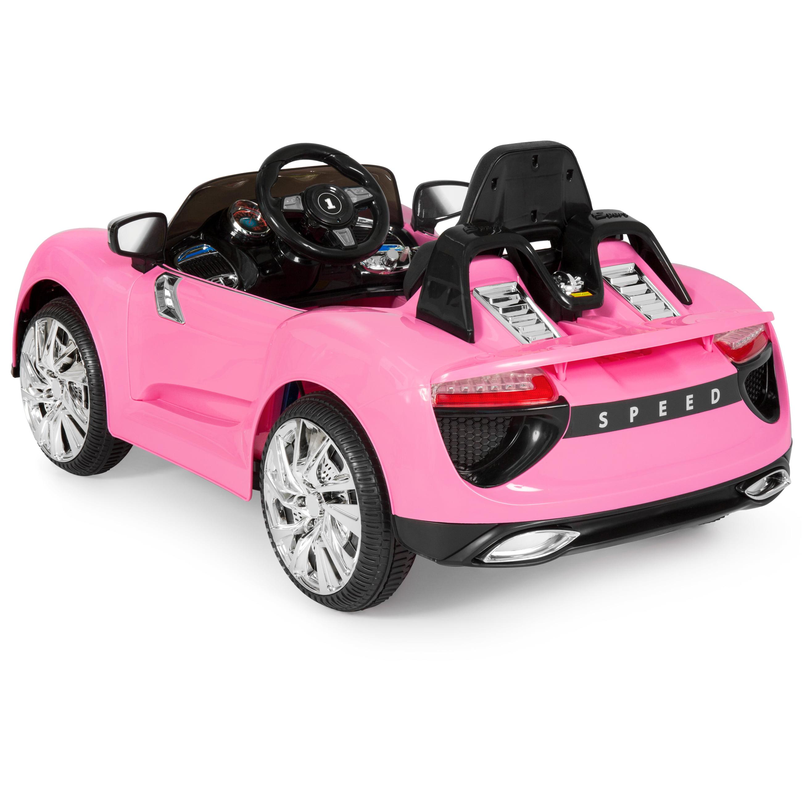 Fabulous pink audi power wheels aratorn sport cars for Pink mercedes benz power wheels