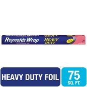 Reynolds Wrap Heavy Duty Aluminum Foil 75 sq. ft. Box